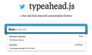 Store value for a selected label using Typeahead js & jQuery